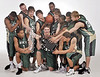 Rocky Mountain College NAIA champions basketball team 2009 - photo by David Grubbs/James Woodcock