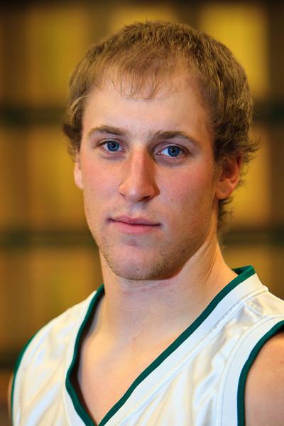 """# 30 Matt Neumann<br /> <br /> Position: Guard<br /> Height: 5'11""""<br /> Class: Junior<br /> Hometown: Geyser, MT"""