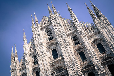 Duomo di Milano (Milan Cathedral) - Milan, Italy Photo by Bonnie Ryan