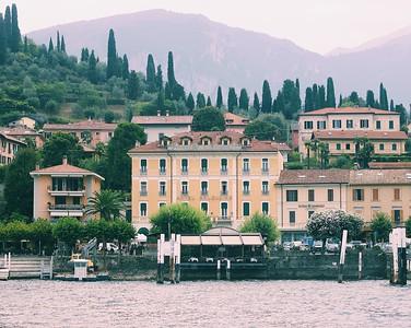 The waterfront town of Bellagio on Lake Como Photo by Megan McKenna