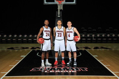 2016-17 Omaha men's basketball seniors