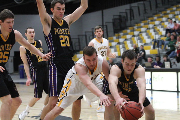 Chip -UWSP Basketball at UWO
