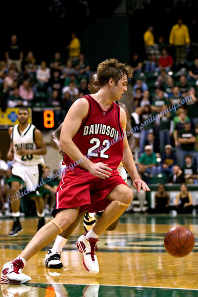 davidson college versus unc-c men's basketball ncaa sports photos pics photography pictures