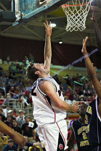 davidson college versus georgia southern men's basketball ncaa sports photos photography pics