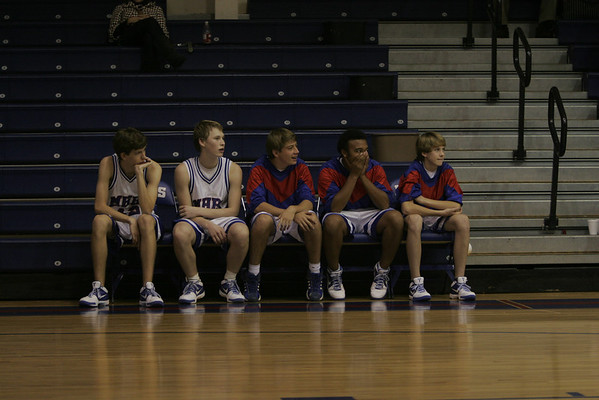 junior varsity basketball