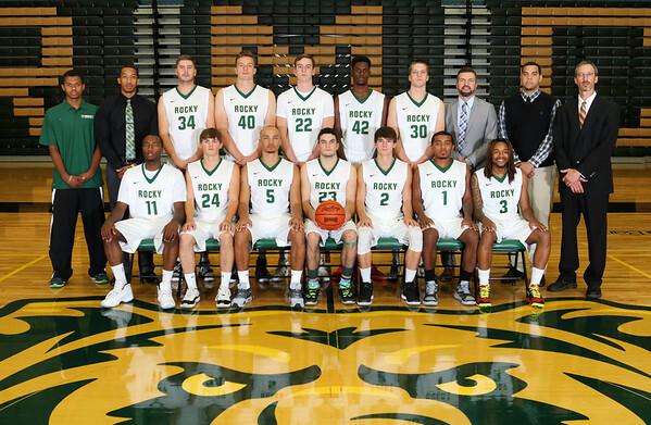 Team Roster 15-16'