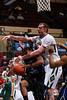 First Round action at the 2013 NAIA Men's Division I Basketball National Championship, Municipal Auditorium, Kansas City, Missouri. photo: CIPhotography.com