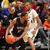 First Round action at the 2014 NAIA Men's Division I Basketball National Championship, Municipal Auditorium, Kansas City, Missouri. photo: Creative Images Photography
