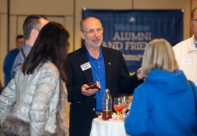 Alumni reception