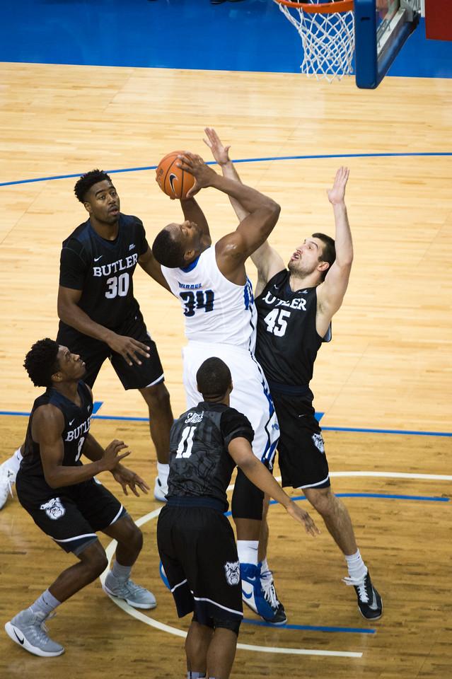 MBB ISU vs. Butler