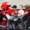 Durango and basketball fans at Ralston Arena<br /> Photo by Mark Kuhlmann