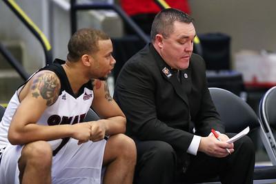 Coach Randall Herbst, Tim Smallwood