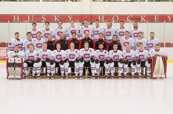 Men's Hockey - 2017 Team Photo