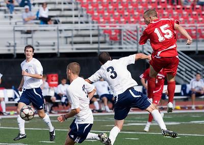 Men's Soccer 10/04/09