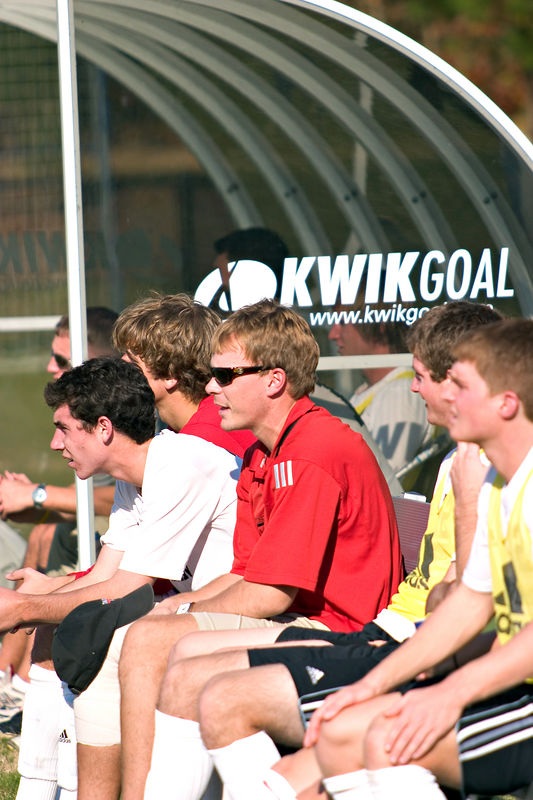 davidson college versus wofford men's soccer ncaa sports photos