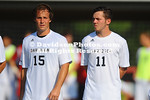 NCAA SOCCER:  AUG 29 Cal Poly at Davidson