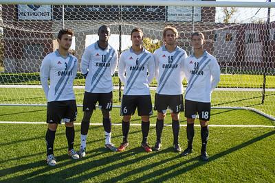 soccer team  Oct. 30, 2014