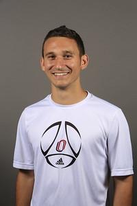 Men's Soccer head shots   Aug. 12, 2014