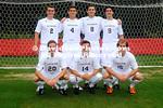 NCAA MENS SOCCER:  AUG 12 Davidson Team and Head Shots