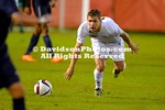 NCAA SOCCER:  OCT 03 George Washington at Davidson