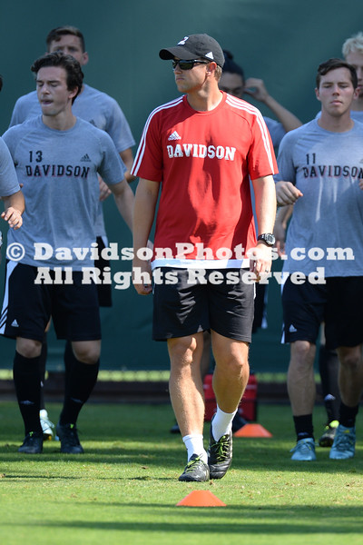 NCAA SOCCER:  SEP 20 Davidson at No. 4 Stanford
