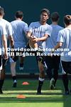 NCAA SOCCER:  SEP 20 Davidson at No. 4 Stanford