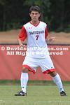 NCAA SOCCER:  AUG 20 North Carolina at Davidson
