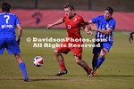 NCAA SOCCER:  OCT 19 Saint Louis at Davidson