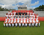 NCAA SOCCER:  AUG 10 Team Photo Day