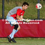 NCAA MENS SOCCER:  SEP 30 Dayton at Davidson