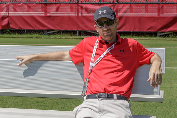 NCAA SOCCER:  SEP 03 Radford at Davidson
