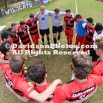 NCAA SOCCER:  NOV 04 2018 Atlantic 10 Conference Men's Soccer Championship Quarterfinal - Dayton at Davidson