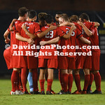 NCAA SOCCER:  SEP 01 Davidson at UNC Greensboro