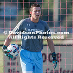 NCAA SOCCER:  SEP 22 Davidson vs Winthrop