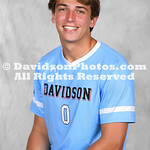 NCAA:  AUG 15 2019 Davidson College Photo Media Day