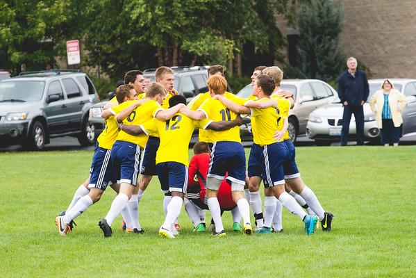 Alumni Soccer 2015