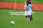 NCAA SOCCER:  AUG 17 College of Charleston at Davidson