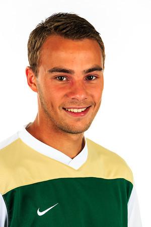 #5 Sebastian Holmquist<br /> Position: Defender<br /> Class: Senior<br /> Hometown: Mondal, Sweden