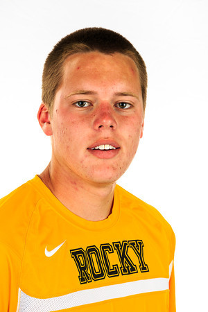 #1 Sean Flynn<br /> Position: Goal Keeper<br /> Class: Sophomore<br /> Hometown: Sioux Falls, SD