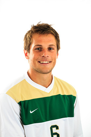 #6 Michael Eggen<br /> Position: Midfielder<br /> Class: Junior<br /> Hometown: Billings, MT