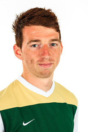 #9 Chris Jermy<br /> Position: Midfielder<br /> Class: Junior<br /> Hometown: Glasgow, Scotland
