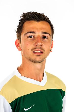 #7 Jamie Evans<br /> Position: Midfielder<br /> Class: Freshman<br /> Hometown: Stafford, England
