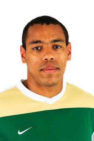 #12 Ronaldo Goncalves<br /> Position: DEF<br /> Class: Freshman<br /> Hometown: Minas Gerais, Brazil