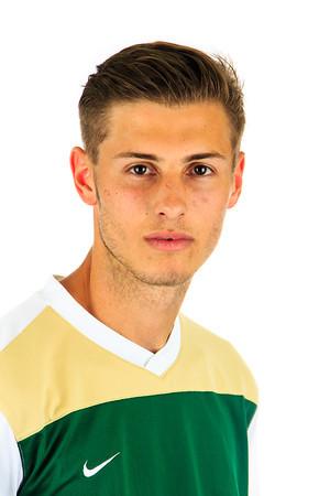 #22 Ben Teasdale<br /> Position: MID<br /> Class: Freshman<br /> Hometown: Overton, England