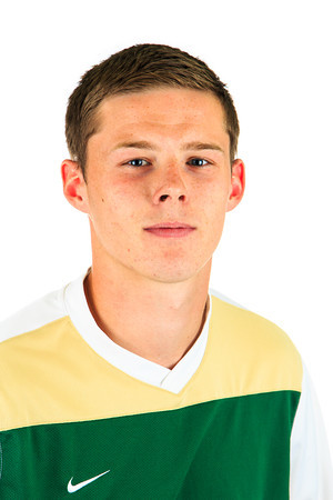 #10 Oliver Gore<br /> Position: FWD<br /> Class: Senior<br /> Hometown: Stafford, England