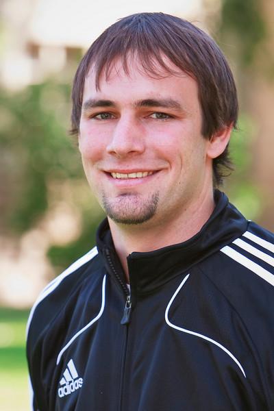 Men's Soccer, Individual Photos '09