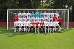 17 August 2010:  Davidson men's soccer pose for team pictures at Davidson College in Davidson, North Carolina.
