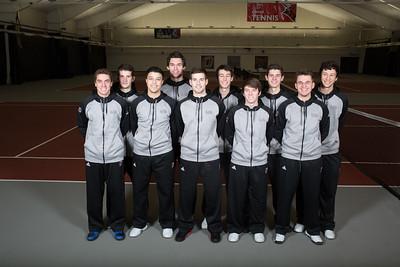 Men's Tennis Team 2015-2016