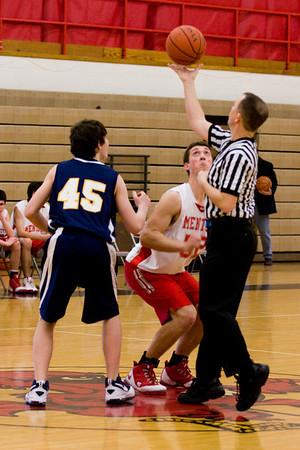 Mentor Freshman Red Basketball VS. St. Ignatius High School