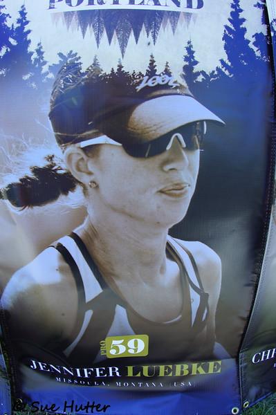 Jennifer Luebke ~ a great lady ~ Zoot sponsored ~ Rev3 Portland 2012